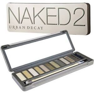 New Urban Decay Women's Naked 2 Eyeshadow Palette